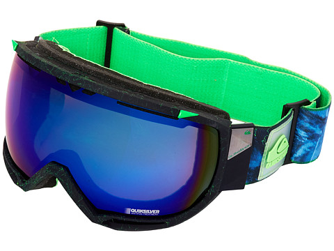 Quiksilver - Hubble Goggle (Storm Print) Snow Goggles