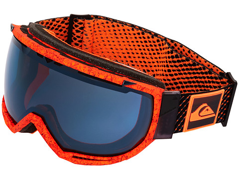 Quiksilver - Hubble Goggle (Fluo Orange) Snow Goggles