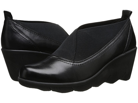 Cobb Hill - REVheart (Black) Women's Wedge Shoes