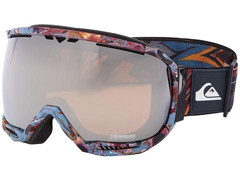 Quiksilver - Hubble Goggle (Multicolor) Snow Goggles