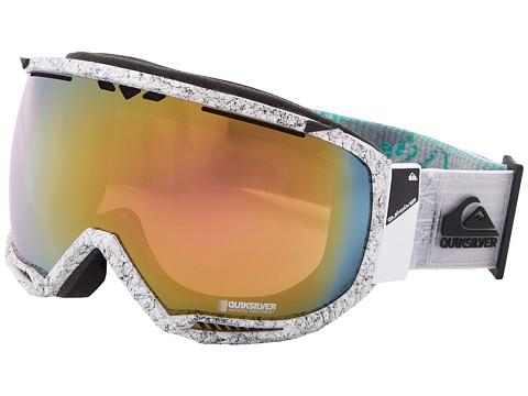 Quiksilver - Hubble Goggle (White) Snow Goggles