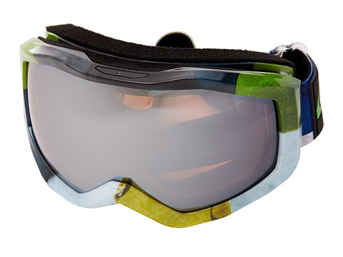 Quiksilver - Fenon Art Series Goggle (Checker) Snow Goggles