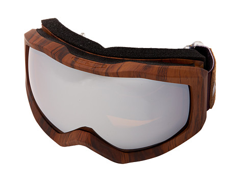 Quiksilver - Fenon Art Series Goggle (Wood) Snow Goggles