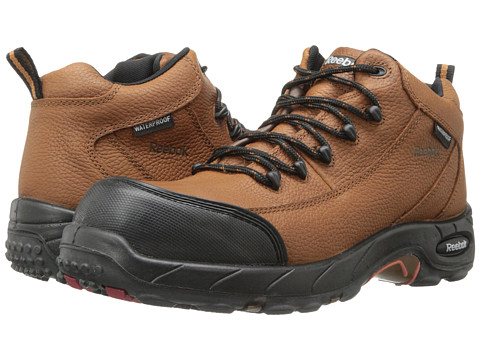 Reebok Work - Tiahawk (Brown) Men's Work Boots
