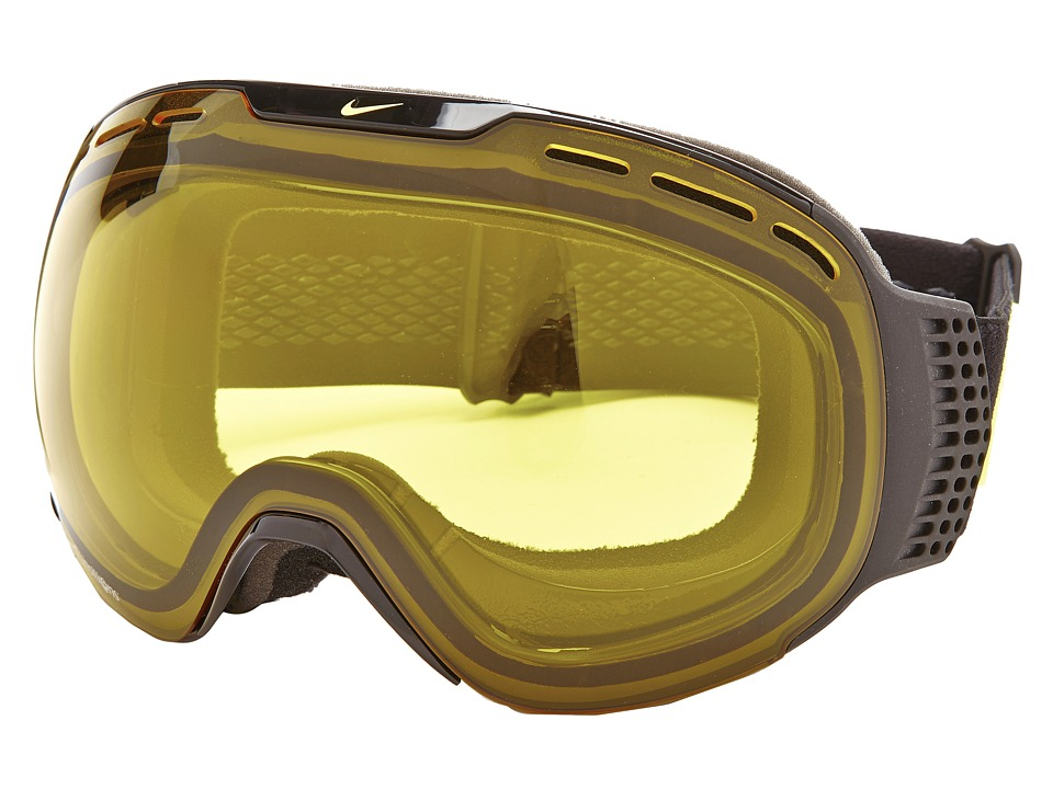 Dragon Alliance - Command X Nike (Black/Volt/Transitions Yellow) Goggles