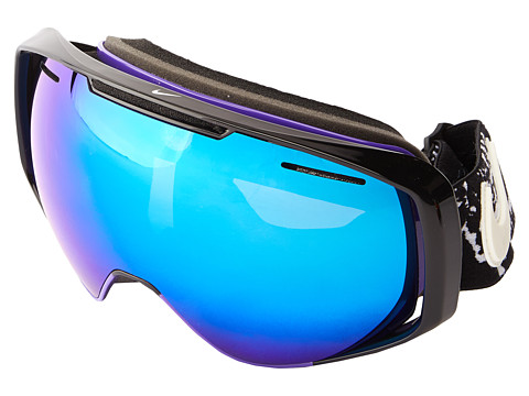 Dragon Alliance - Khyber X Nike (Black/White Floral/Dark Smoke Blue Ionized + Pink Ionized) Goggles