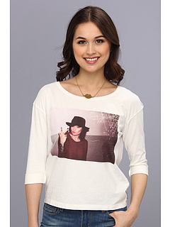 SALE! $18.99 - Save $43 on Maison Scotch 3 4 Sleeve Tee (Dessin D) Apparel - 69.37% OFF $62.00