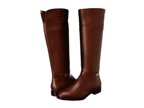 Cole Haan - Primrose Riding Boot (Harvest Brown) Women's Zip Boots