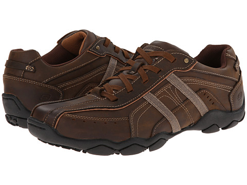 SKECHERS - Diameter 2 (Dark Brown) Men