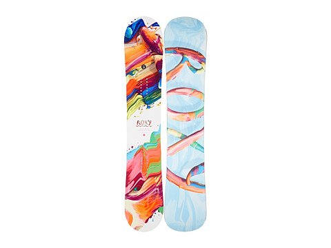 Roxy - Ally'14 143 (Multi) Snowboards Sports Equipment
