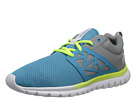 Reebok Sublite Authentic (Flight Blue/Flat Grey/Solar Yellow/White) Women's Cross Training Shoes