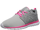 Reebok Sublite Authentic (Steel/Flat Grey/Solar Pink/White) Women's Cross Training Shoes