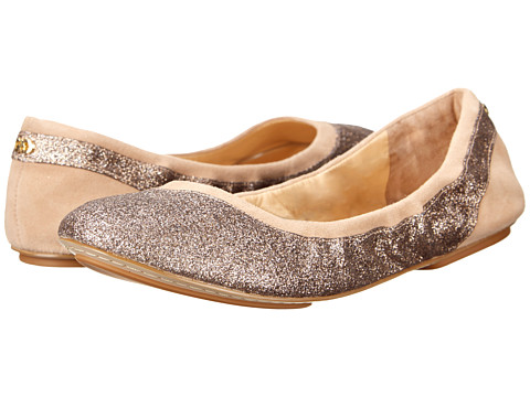 Cole Haan - Avery Ballet (Maple Sugar Glitter) Women's Flat Shoes