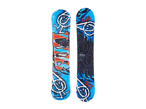 Lib Tech - Banana Blaster'14 120 BTX (Multi) Snowboards Sports Equipment