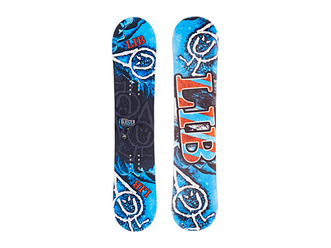 Lib Tech - Banana Blaster'14 100 BTX (Multi) Snowboards Sports Equipment