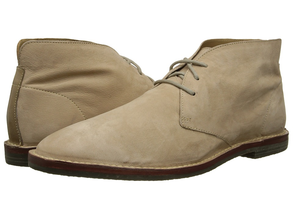 Cole Haan - Orson Chukka (Milkshake) Men's Lace up casual Shoes