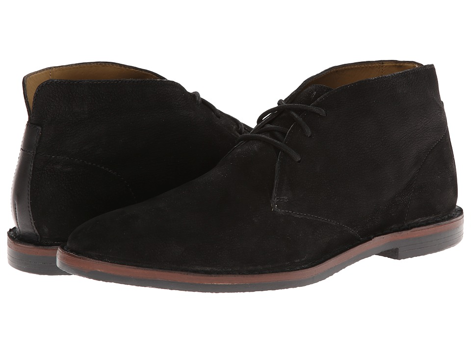 Cole Haan - Orson Chukka (Black) Men's Lace up casual Shoes