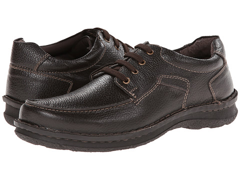 Hush Puppies - Orson Tenbrook IIV (Brown Leather) Men