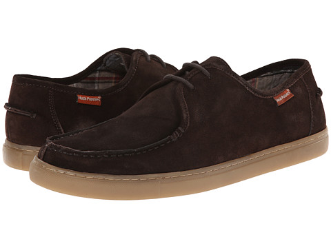 Hush Puppies - Warren Thorpe IIV (Brown Suede) Men's Shoes