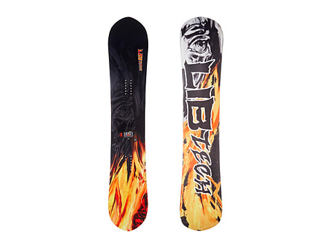 Lib Tech - Hot Knife'14 159 Midwide C3 (Multi) Snowboards Sports Equipment