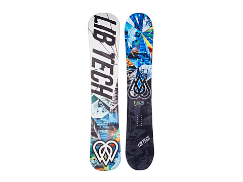 Lib Tech - T-Rice'14 150 C2X Blunt (Multi) Snowboards Sports Equipment