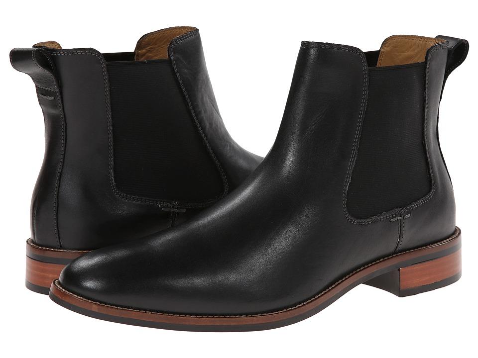Cole Haan - Lenox Hill Chelsea (Black Waterproof) Men's Shoes