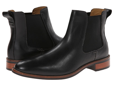 Cole Haan - Lenox Hill Chelsea (Black Waterproof) Men's Shoes