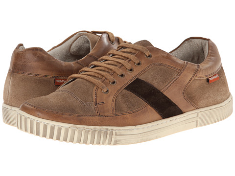 Hush Puppies - Jett Ulrich IIV (Taupe Leather/Suede) Men