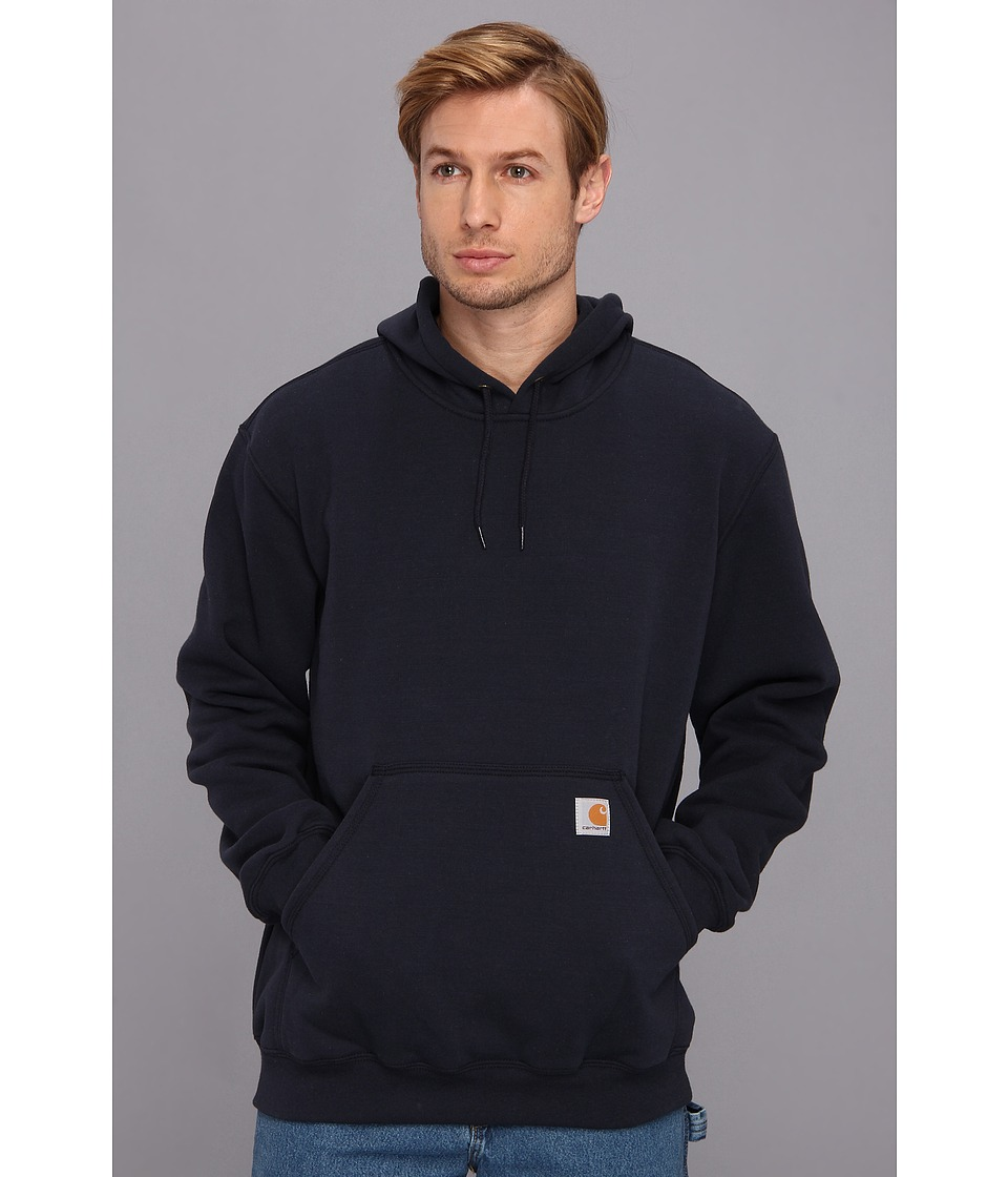 Carhartt - MW Hooded Sweatshirt (New Navy) Men's Sweatshirt