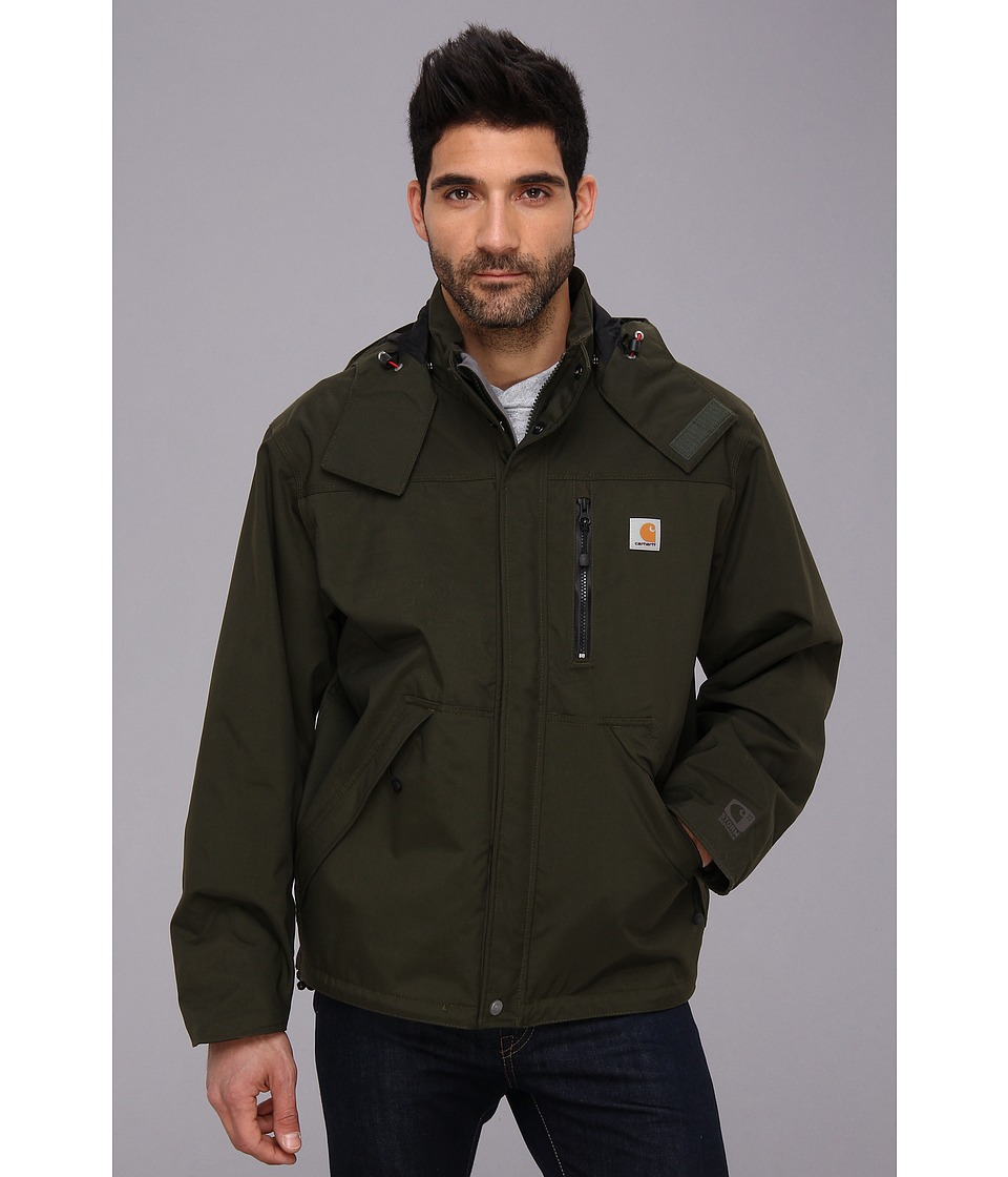 Carhartt - Shoreline Jacket (Olive) Men's Coat