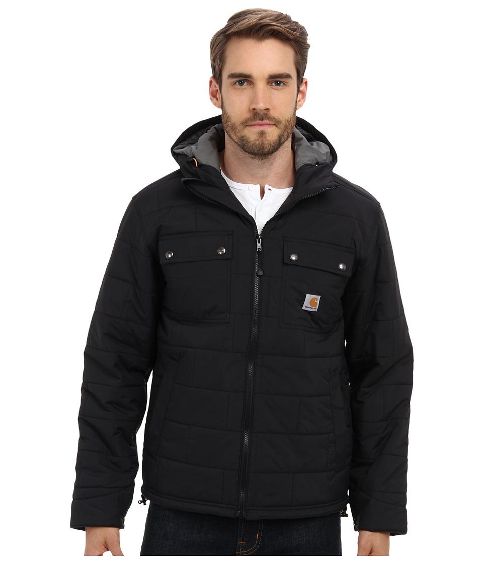 Carhartt - Brookville Jacket (Black) Men's Coat