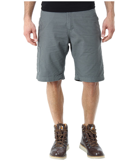 Carhartt - Canvas Work Short (Fatigue) Men's Shorts