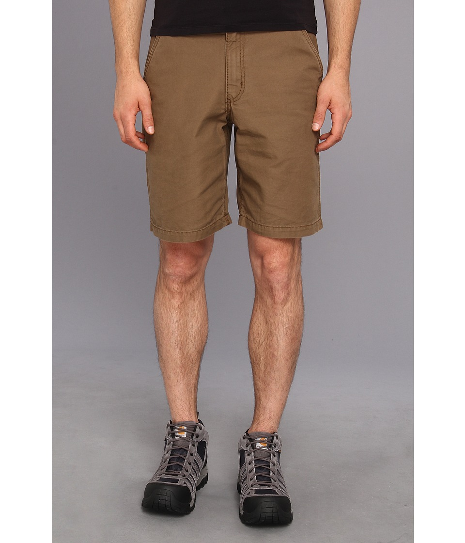 Carhartt - Ardmore Rugged Work Khaki Short (Canyon Brown) Men's Shorts