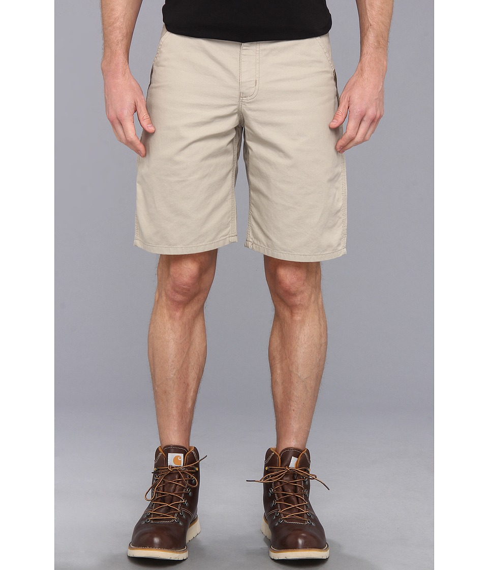 Carhartt - Iconic Canvas Work Short (Tan) Men's Shorts