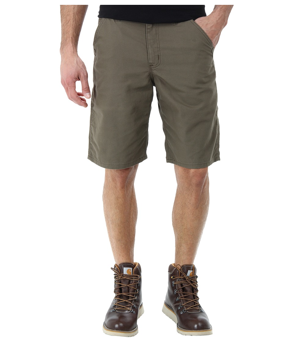 Carhartt - Iconic Canvas Work Short (Light Brown) Men's Shorts