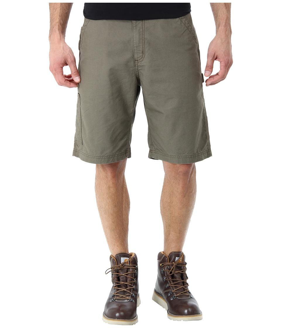 Carhartt - Canvas Work Short (Light Brown) Men's Shorts