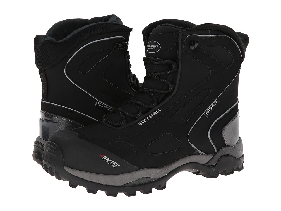 Baffin - Snotrek (Black) Men's Boots