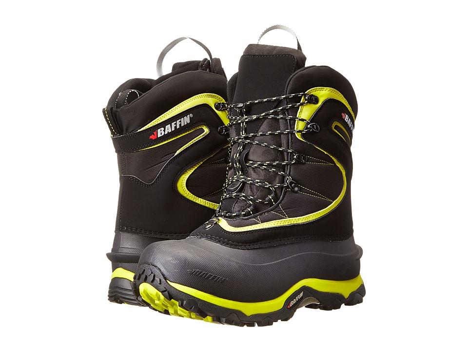 Baffin Revelstoke (Black/Floro Green) Men