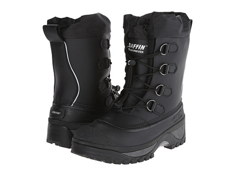 Baffin - Muskox (Black) Men's Boots