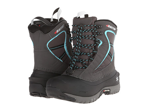 Baffin - Sage (Charcoal/Teal) Women's Cold Weather Boots