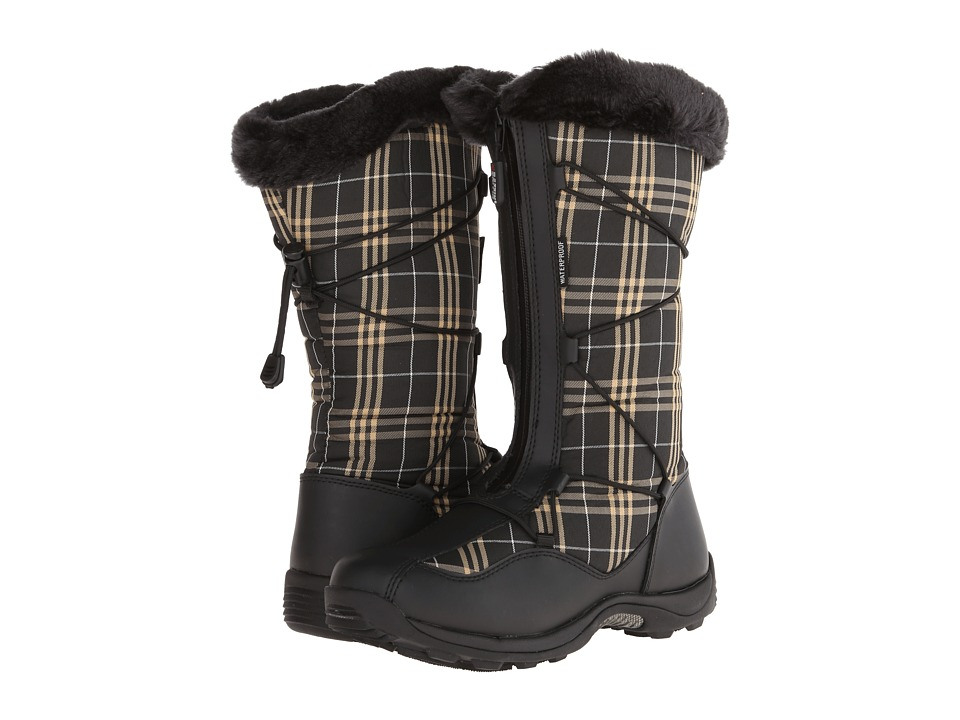 Baffin - Halifax (Black/Beige) Women