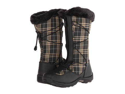 Baffin - Halifax (Black/Beige) Women's Boots