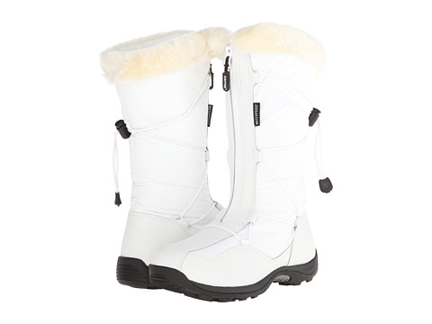 Baffin - Halifax (White) Women's Boots