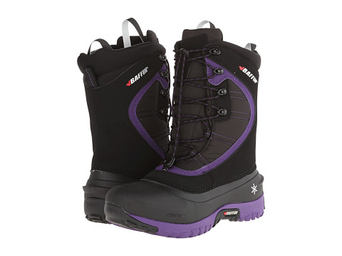 Baffin - Alicia (Black/Plum) Women's Boots