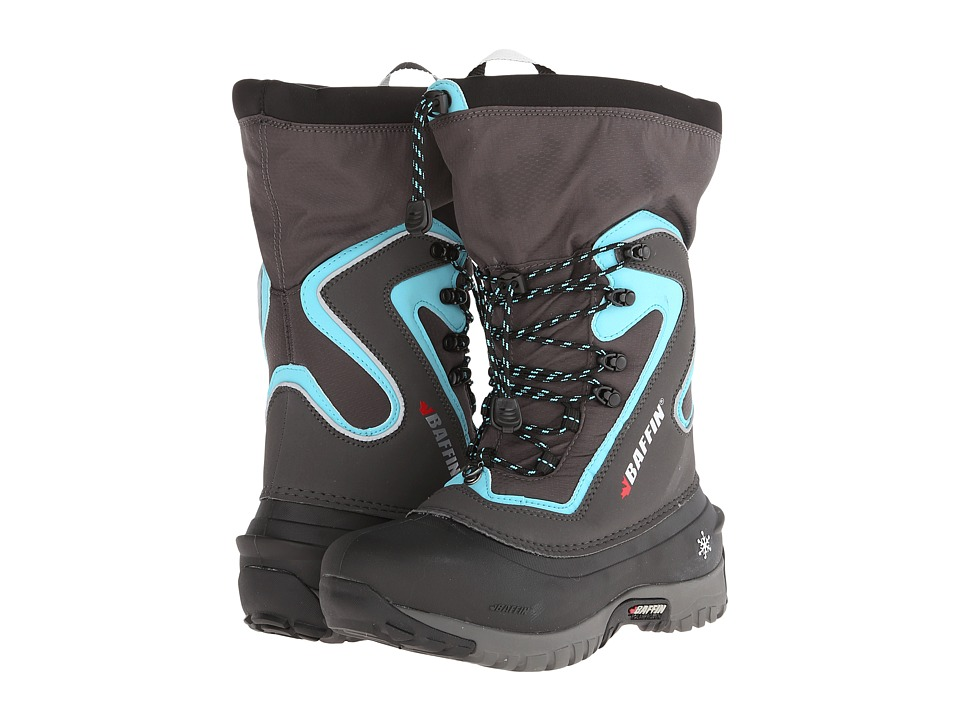 Baffin Flare (Charcoal/Teal) Women