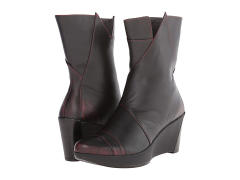 Naot Footwear - Ella (Volcanic Red Leather) Women's Boots