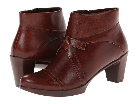 Naot Footwear - Vistoso (Luggage Brown Leather) Women's Boots