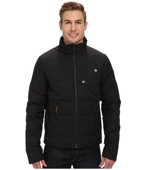Spyder - Venturi GT Down Jacket (Black Tech Flannel) Men