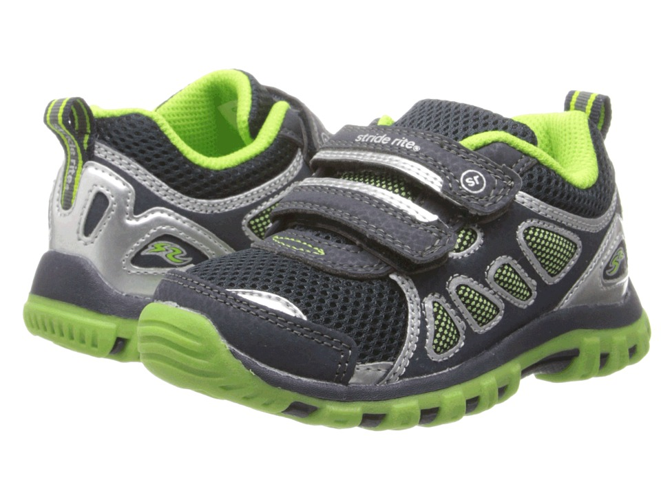Stride Rite - Christopher (Toddler/Little Kid) (Navy) Boy's Shoes