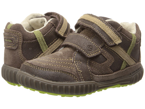Stride Rite - SRT PS Barker (Toddler/Little Kid) (Brown) Boy's Shoes